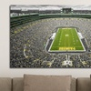 Touch of Color NFL Stadium Gallery-Wrapped Canvases