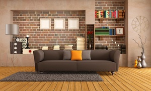 The Finishing Touch: $100 for $200 Worth of Living-Room Furniture — The Finishing Touch