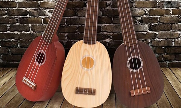 Ever Mercantile Limited: Children's Ukulele: One ($16) or Two ($26)