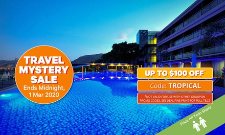 ✈ Phuket: From $799 Per Person for 7 Nights with Flights and Massage at 4* The Senses Resort & Pool Villas