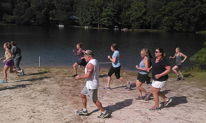 Fit & Us 1-on-1 Beach Training - Stone Mountain: 20 Fitness Classes at Lake Side Group Fitness (70% Off)