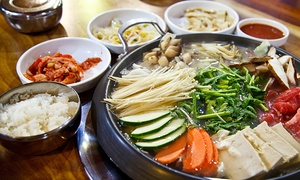 Shabu Japanese Fondue: $12 for $20 Worth of Japanese Cuisine at Shabu Japanese Fondue