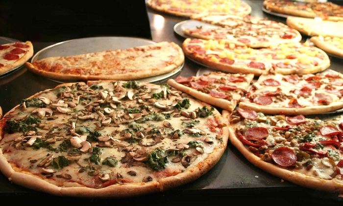 Rocco's Brickoven Pizzeria - Jackson Heights: Pizza Dinners for Two or Four at Rocco's Brick Oven Pizzeria (Up to 61% Off)