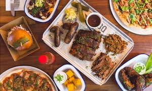 Deen Street BBQ: Three-Course Meal with Drinks for Two ($59) or Four People ($118) at Deen Street BBQ, Northbridge (Up to $210 Value)