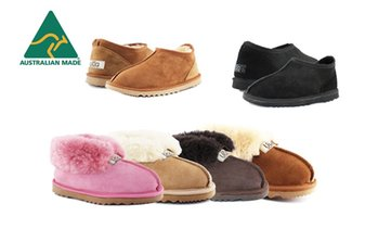 b7141fa75277 image placeholder UGG Australia-Made Ankle Slippers