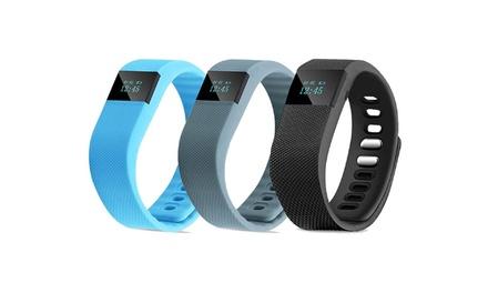 Pulseras de fitness Bluetooth por 9,99 € (64% de descuento)