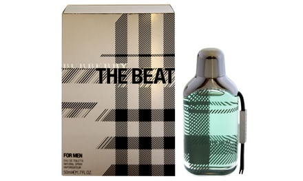 EDT Burberry The Beat voor heren 50 ml.