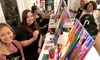 Up to 51% Off Social Painting Classes at Dabble Studio