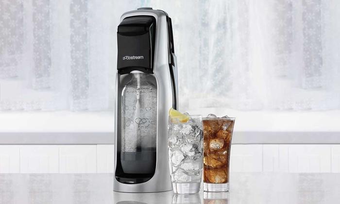 Sodastream Jet Soda Maker Groupon Goods