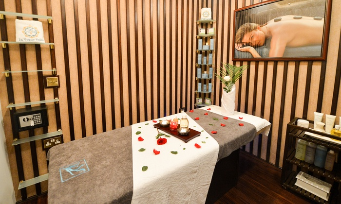 Body contouring treatment in vogue ladies beauty saloon for Beauty salon in uae