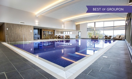 Yorkshire Dales: 1 or 2 Nights for Two with Breakfast and Spa; Option for Dinner and Prosecco at The 4* Coniston Hotel