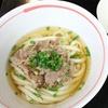 東京都/本郷3丁目 ≪肉うどん(温・冷)+炊き込みご飯+コロッケ≫