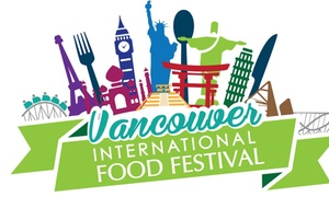 St. Joseph International Food Festival: Up to 44% Off Tickets at Vancouver International Food Festival, September 11–13