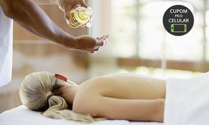Aluz Beleza e Terapias: Aluz Beleza e Terapias – Centro Histórico: 1, 2 ou 3 sessões de massagem