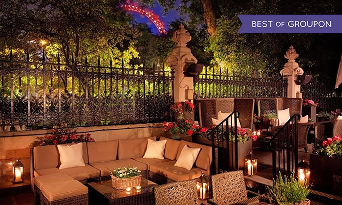 The Terrace At 5 The Royal Horseguards In London Groupon