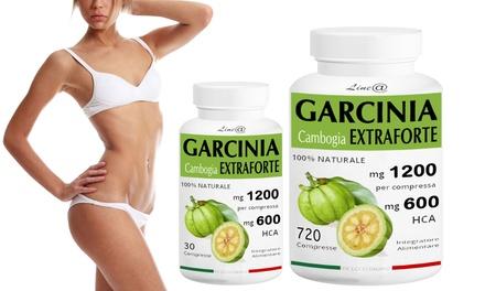 Jusquà 720 comprimés 1200 mg de Garcinia Extraforte, cure minceur, 100% naturel