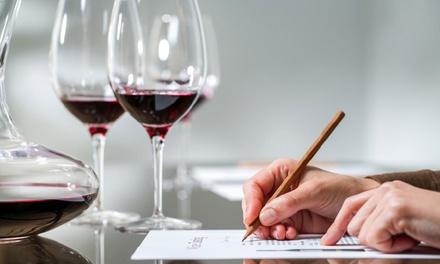 Curso online de cata de vinos, maridaje y sumiller por 9,90 € en Asesoría y Formación de Medios