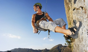 Vertical Adventure Guides: Climbing, Kayaking, Ziplining, or Outdoor-Adventure Combo for Two from Vertical Adventure Guides (50% Off)
