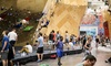 Up to 50% Off Day Passes with Gear at Brooklyn Boulders
