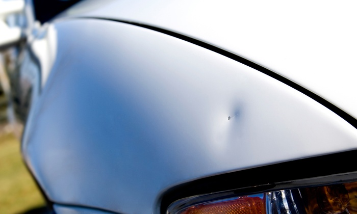 Palm Beach Auto Scratch Repair - Palm Beach: Credit Toward Scratch or Dent Repair from Palm Beach Auto Scratch Repair (Up to 54% Off). Two Options Available.