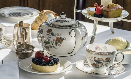 $25 for Royal Afternoon Tea for Two at The Tea Garden at the Avalon ($39 Value) 998d99a2-894f-4913-b91c-510436c40646
