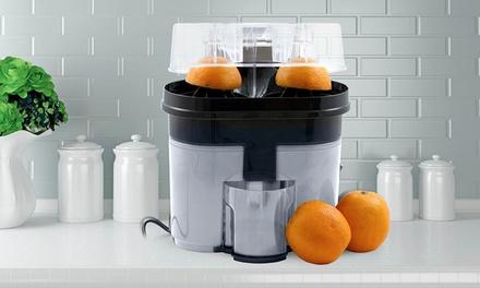 Turbo juice Duo Exprim centrifuge voor € 29,98 korting