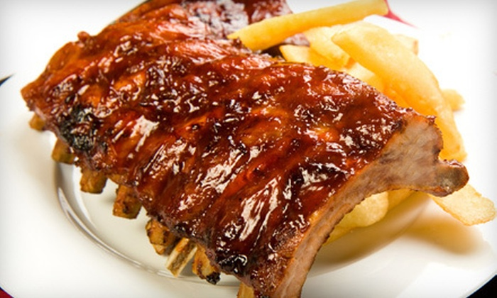 Boss Hawg's Barbeque & Catering Co - South/Southeast 1: $7 for $14 Worth of Barbecue at Boss Hawg's Barbeque & Catering Co