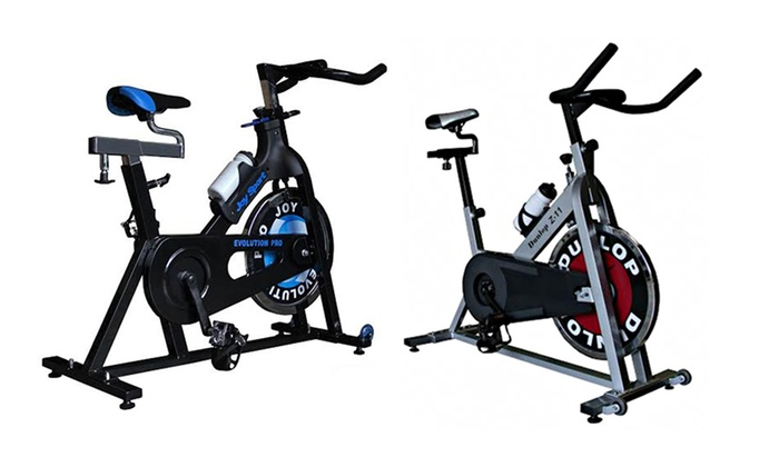V lo d 39 int rieur spinning groupon for Velo d interieur