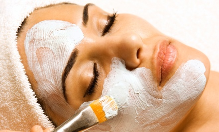 Facial Treatments at The Aesthetic & Anti-Aging Centers of Houston (Up to 61% Off). Four Options Available.