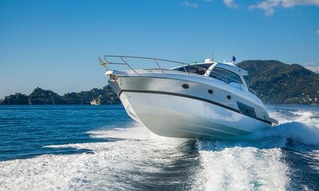 Wertgutschein anrechenbar auf eine Sportboot-Führerschein-Ausbildung bei Sportbootschule AMC