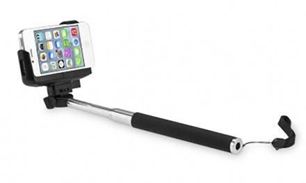 Palo de selfieAvanca en color negro