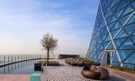 One-Day Pass or Up to Six Months of a Club Membership at Rayana Spa Health Club, Hyatt Capital Gate Hotel (50% Off)