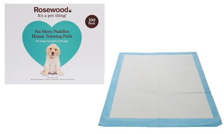 Rosewood 100 Puppy Pads