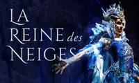 Une place en catégorie Vip Golden pour  le ballet « La Reine des Neiges » à Bruxelles le 26 novembre dès 24,50 €