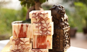 Bush Baby Soap: $85 for $150 Worth of Soap Making Workshop at Bush Baby Soap