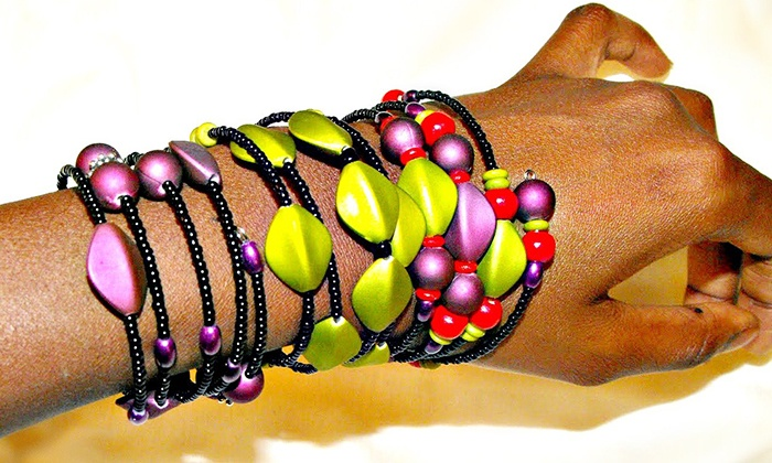 LHO Creations - Noblesville: $20 for $40 Worth of Beads, Jewelry, Apparel, or Jewelry-Making Classes at LHO Creations