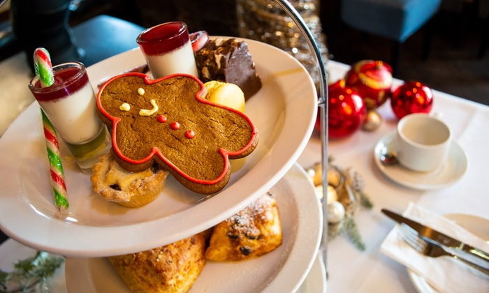 Afternoon Tea with Optional Glass of Prosecco Each for Two at Let There Be Crumbs