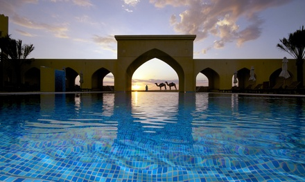 Abu Dhabi: 1 or 2 Nights for Two with Half Board, Quad Biking, Activities and Discounts at 4* Tilal Liwa Hotel