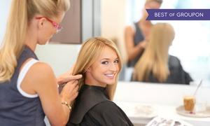 Cynamon i Wanilia: Modelowanie i strzyżenie włosów za 29,99 zł i więcej w salonie Cynamon i Wanilia (do -58%)