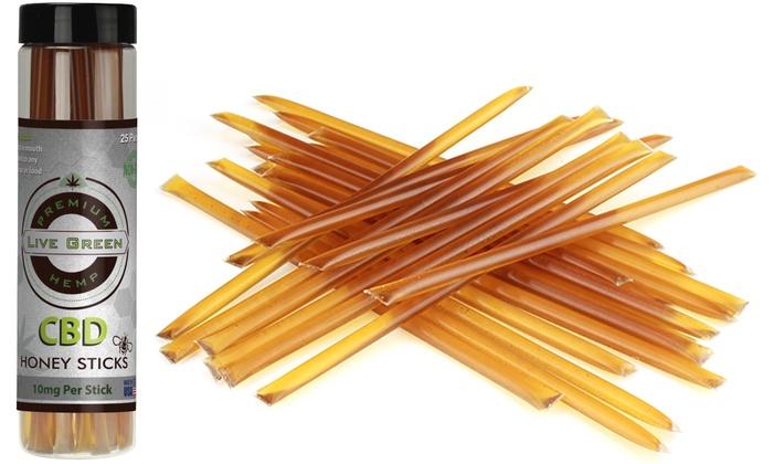 Image result for CBD Honey Sticks