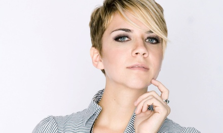 Haircut with Deep-Conditioning Treatment, Color Retouch, or Partial-Foil Highlights at Shear Success (Up to 52% Off)