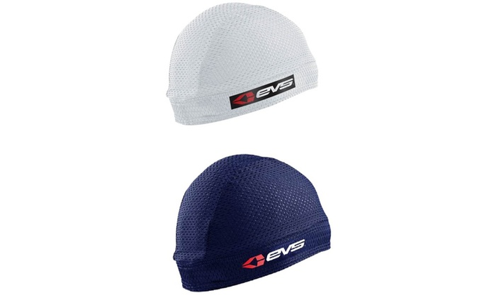 e0099474737 ... Slim-Profile Under-Helmet Sweat Beanie for Motorcyclists (2-Pack)