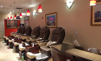 No-Chip, Dip, and Mani-Pedi Options (Starting at $25)