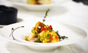 L'ASTROLABE: Entrée et plat ou plat et dessert au choix pour 2 ou 4 personnes dès 39,90 € au restaurant L'Astrolabe