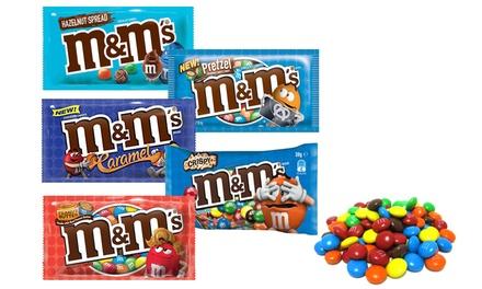 Pack da 5 snack M&M's
