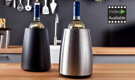 Enfriador de botellas de vino diseño elegante