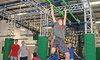 Up to 40% Off Open Gym Visit at Albany Ninja Lab