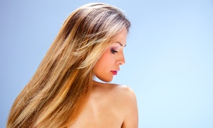 Donna Haute Hair Salon: $99 for $180 Worth of Services at Donna Haute Hair Salon