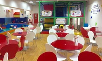 Play Area Entry for Family of Four with Optional Food and Drink at TeaTots (Up to 54% Off)
