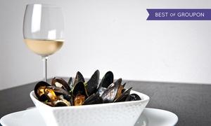 Może Morze: Wykwintna uczta: 1 kg muli od 39 zł w restauracji Może Morze